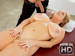 Magie Green Loved Her Tits Getting Massaged And Squeezed