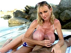 Tits And Tugs With Morgan Leigh